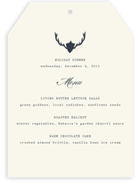 Fireside Feast Menu Cards