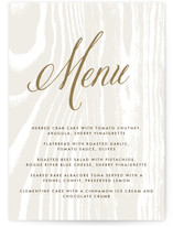 Big Sur Menu Cards