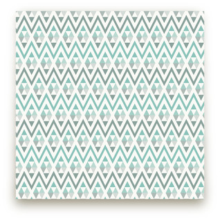 Tribal Triangle Self-Launch Fabric