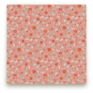 Wildflower Self-Launch Fabric