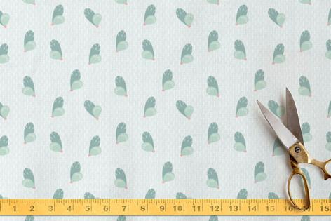 Le Petite Cactus Fabric