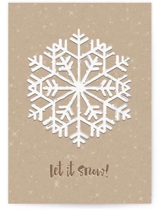 @ Winter Wonderland Self-Launch Cards