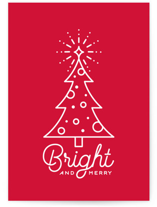 Bright Little Lines Self-Launch Cards
