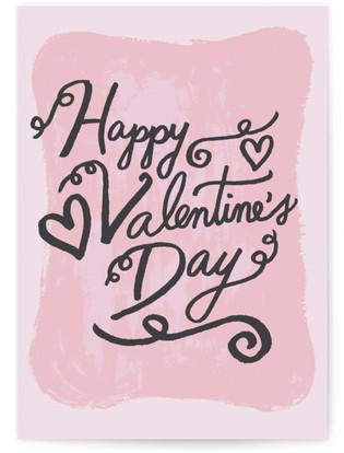 Handwritten Love Self-Launch Cards