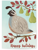 Partridge and Pears Hol... by Charla Pettingill