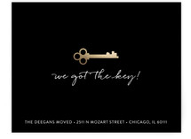the key by Erin Deegan