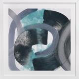 Swimming with Caterpillars Art Print