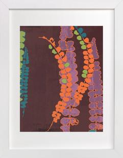 River Fern  Art Print