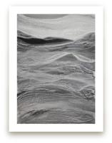 rhythm of grey 1 Wall Art Prints
