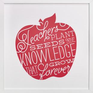 Seeds of Knowledge  Art Print