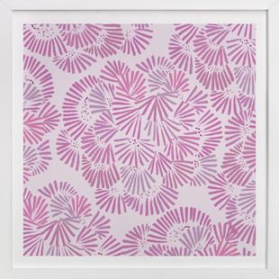 Floral Way  Art Print