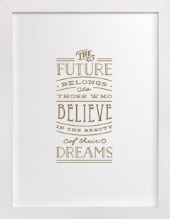 Beautiful Dream  Art Print