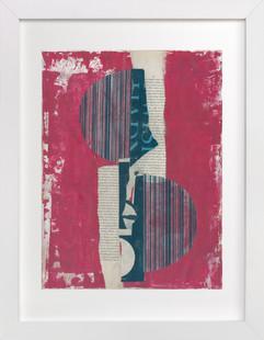 Redstart  Art Print