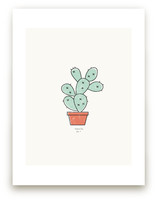 Cactus fig. 1 by Stacey Meacham