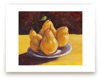 First Pears by Robert Deem
