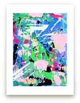 Color Burst IV by Pooja Pittie