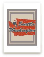 Seattle, Washington by Nathan Poland