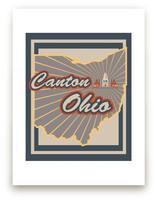 Canton, Ohio by Nathan Poland