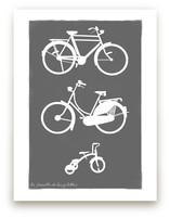 La Famille de Bicyclettes
