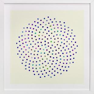Spectrum No.11  Art Print