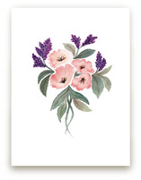 Floral Bouquet No. 1 by Lehan Veenker