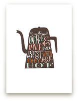 COFFEE & LOVE by Matthew Taylor Wilson