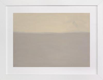 Grey and Bone Complete  Art Print