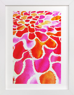 Colourburst3  Art Print