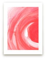 Swirls and Strokes by Artsy Canvas Girl Designs
