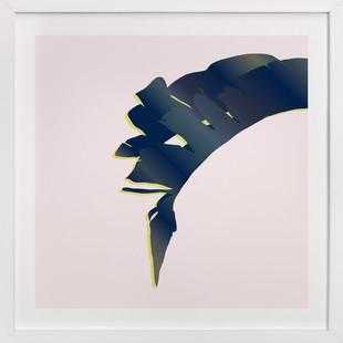 Palm Study #5  Art Print