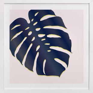 Palm Study #6  Art Print