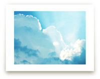 Through it All (Clouds) by Loree Mayer