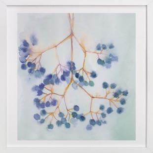 Glorious Berries  Art Print