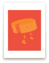 Cheese Robot by Jack Knoebber