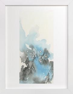 Sagittarius Constellation  Art Print