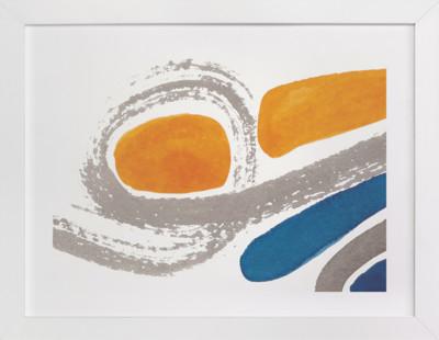 Sun in Rotation  Art Print