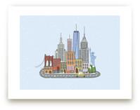 My love for new york by Ariel Troche