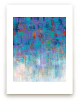 Cool Rain by Laura Bolter Design