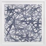 Gray Thorns Art Print