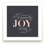 A Joy Forever by Sandra Picco Design