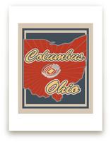 Columbus, Ohio by Nathan Poland