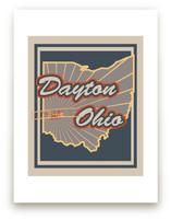 Dayton, Ohio by Nathan Poland