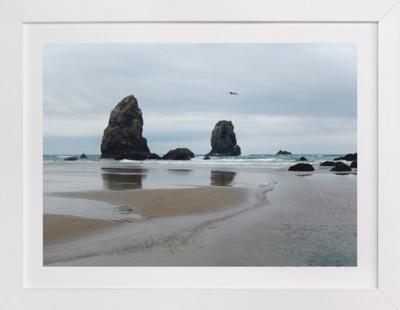 Oregon Coast Seastacks  Art Print