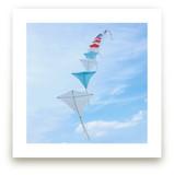 Fly A Kite 3 by Jan Kessel