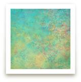 Green Marble Wall Art Prints