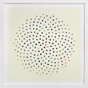 Spectrum No.4  Art Print