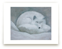 White Fox by Sarah Holden