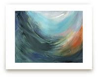 Inside the Wave by Monica Janes Fine Art