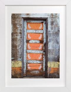 Door to West Texas  Art Print