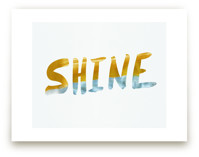Shine Shine by Christina Flowers